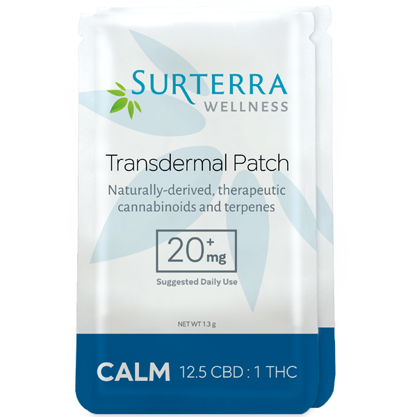 Calm Transdermal Patch