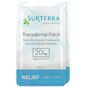 Relief Transdermal Patch