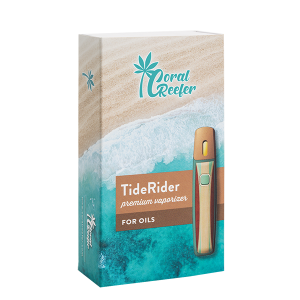 TideRider Rechargeable Vaporizer Device - Aqua