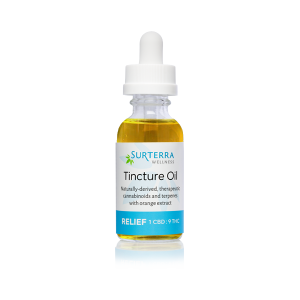 Relief Tincture Oil