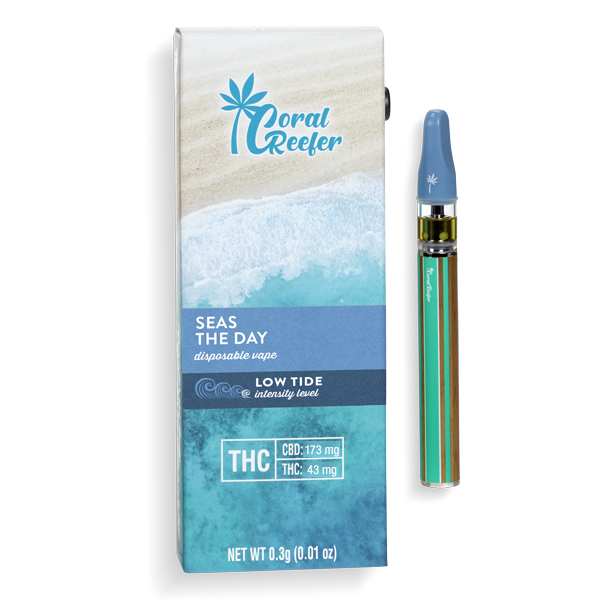 Seas the Day - Vaporizer Pen