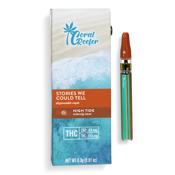 Stories We Could Tell - Vaporizer Pen