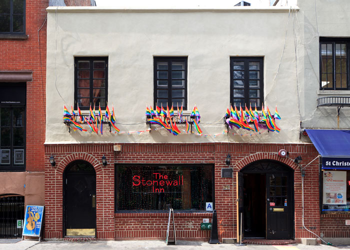 Stonewall Inn in Manhattan, NY