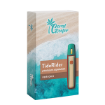 TideRider Rechargeable Vaporizer Device – Dark Wood