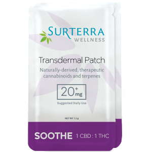 Soothe Transdermal Patch