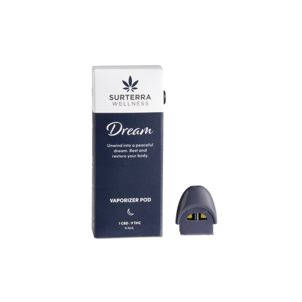 Dream - Dart Vaporizer Pod