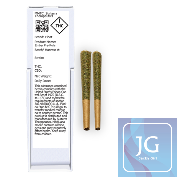 Jacky Girl (Hover) - Pre-Rolls