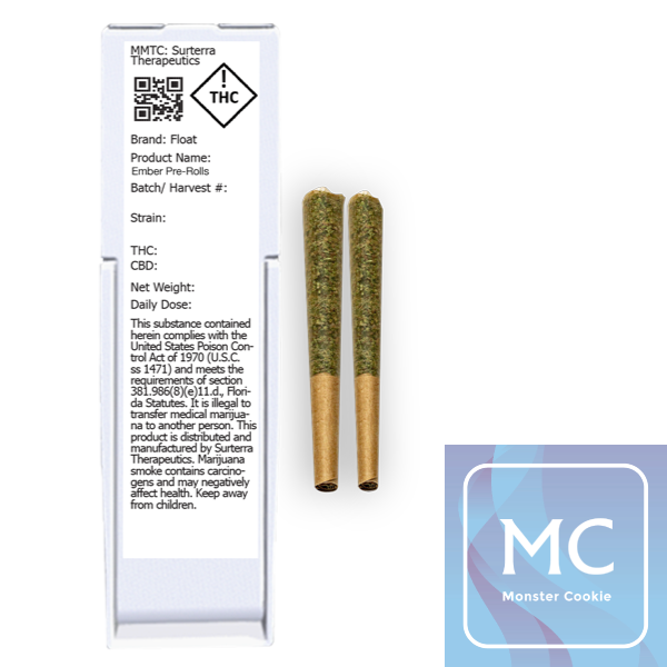 Monster Cookie (Hover) - Pre-rolls