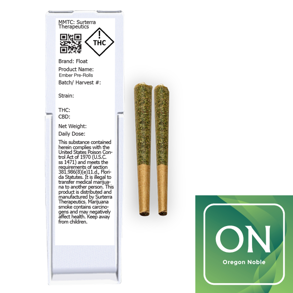Oregon Noble (Drift) - Pre-rolls