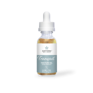 Tranquil 19:1 Extra Strength (Texas) - Tincture Oil