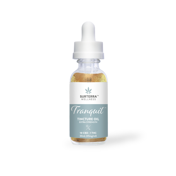 Tranquil Extra Strength(Texas) - Tincture Oil