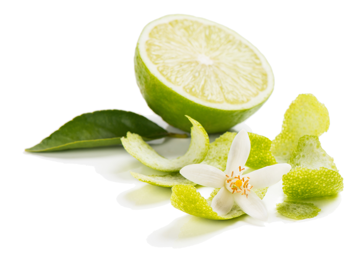 Terpineol is found in Lime Blossoms
