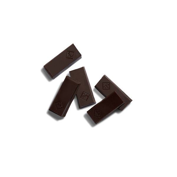 Dark Chocolate (100mg THC) - Chocolate Bar